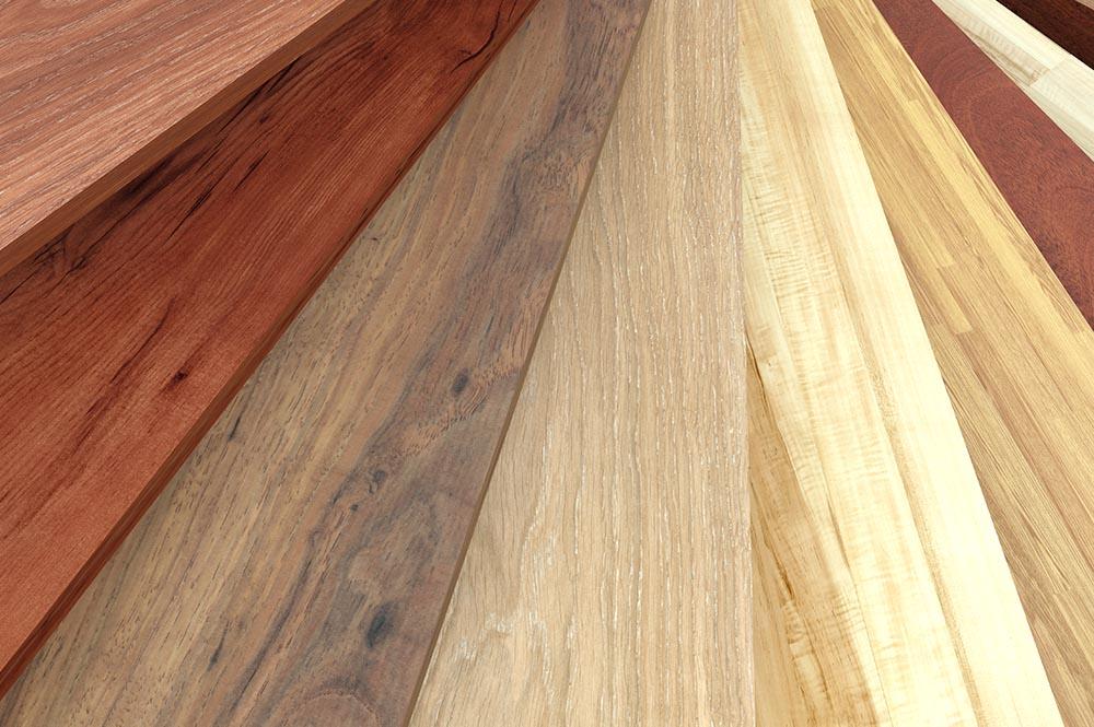 Hardwood and laminates